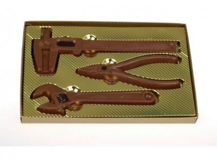 Čokoládové nářadí - malé