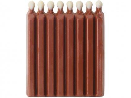 Čokoládové sirky 22g