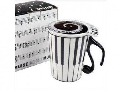 hudebni hrnek klavesy 8