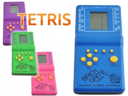digitalni hra brick game tetris 7