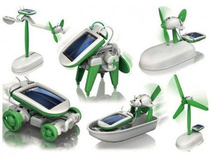 solarbot 6v1 2