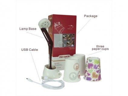 Kávová lampička 4