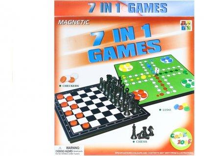 Stolní soubor her 7v1