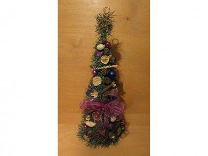 Zdobený Vánoční stromek 60cm