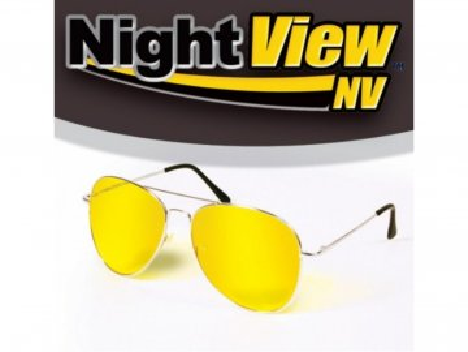 HD Vision NightView noční brýle pro řidiče 7