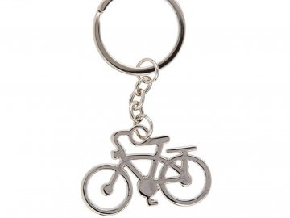 Přívěšek na klíče kolo
