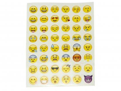 samolepky emoji 48ks 3