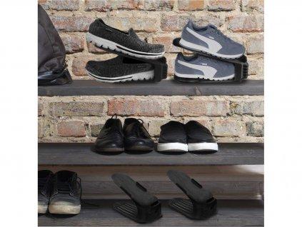 Plastový organizér na boty sada 5 ks 4