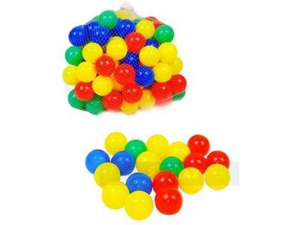Plastové míčky do bazénu 100 200 2