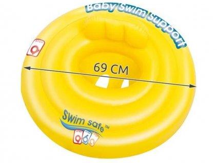 Bestway 32096 Nafukovací kruh s křížem 69 cm