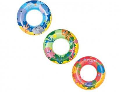 Bestway 36113 Nafukovací kruh barevný 51 cm