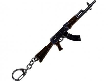Militarny brelok AK47 2