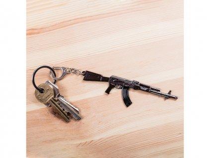 Militarny brelok AK47 1