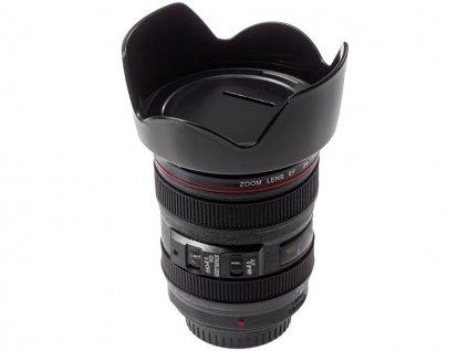 Pokladnička objektiv lens cup 4