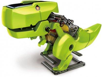 Solární stavebnice 3v1 robot dinosaurus