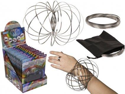 Kinetický prstencový náramek 1