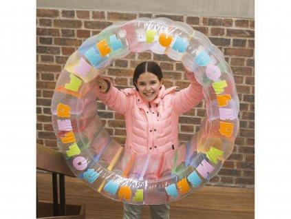 Nafukovací kolo roller wheel