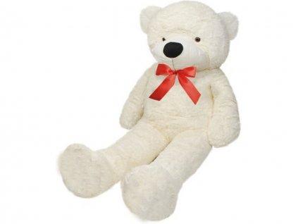 plyšový medvěd bílý2