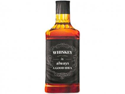 rucnik lahev whisky 8