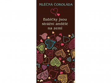 darkova cokolada 100 g babicce