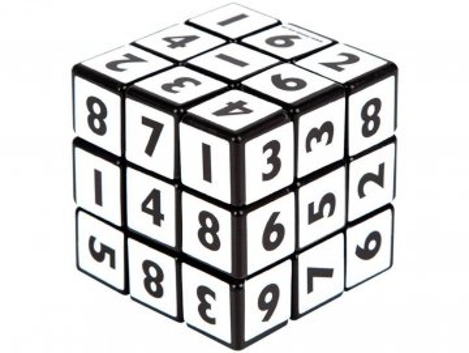 sudoku kostka 10
