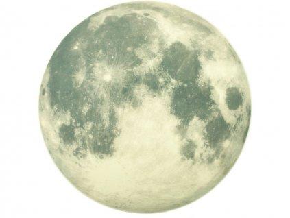 samolepka na zed svitici mesic 20 cm 5