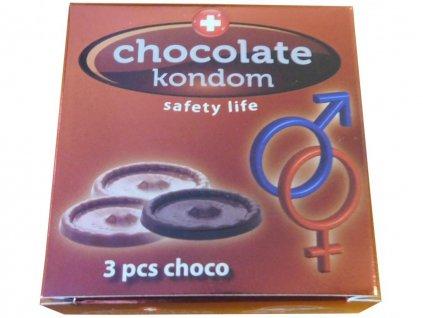 cokoladovy kondom 20g 2
