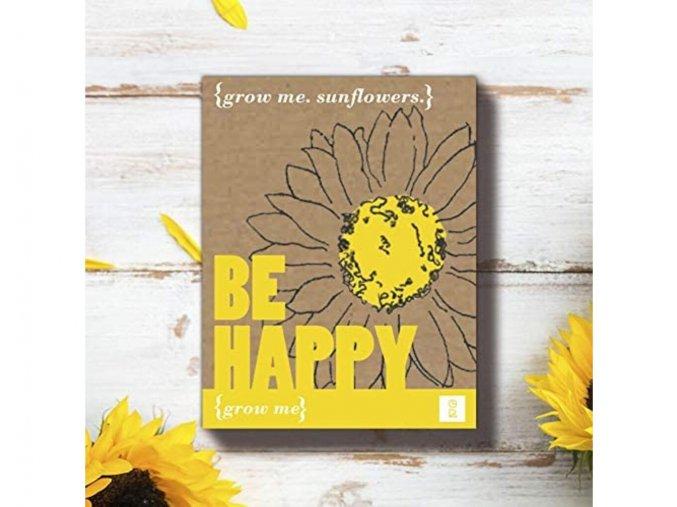 Grow me - Rozesmátá slunečnice