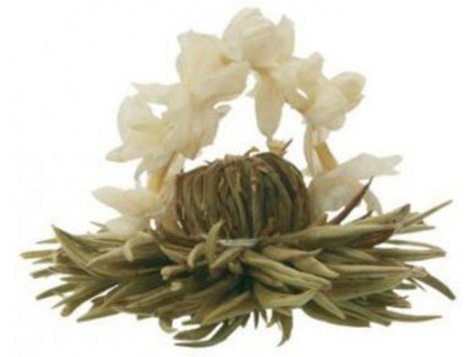 Kvetoucí čaj - Stříbrná romance