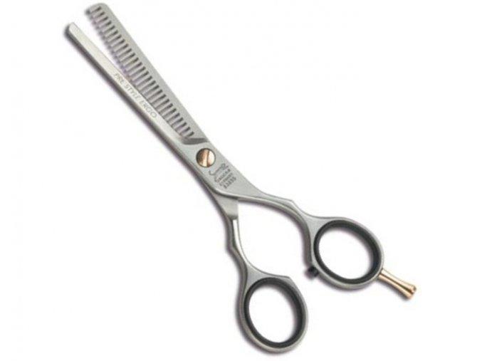 Efilační nůžky prostřihávací jednostranné