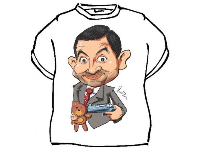 Tričko - Mr.Bean