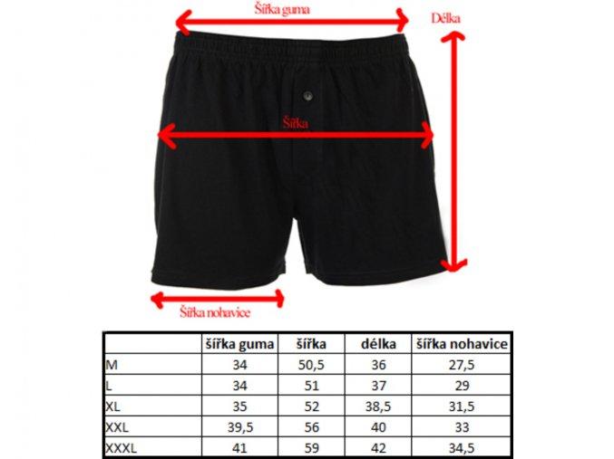 Trenýrky - 50