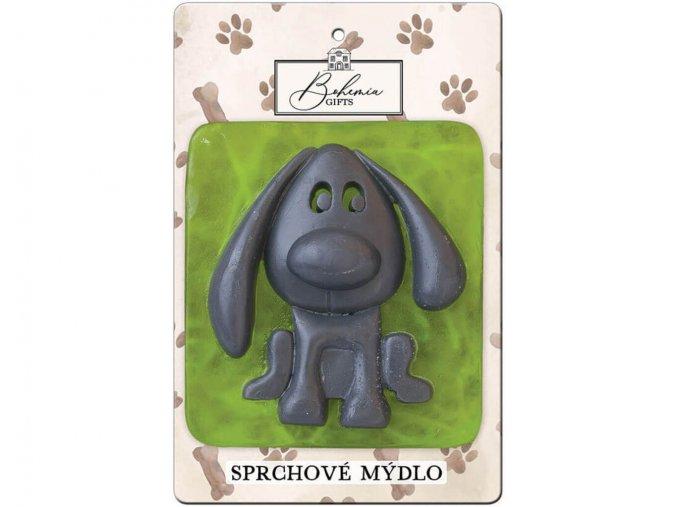 Ručně vyráběné mýdlo - pes