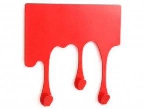 Vrahův věšák červený