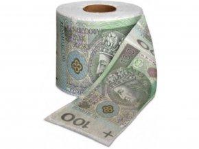 Toaletní papír 100 zł XL