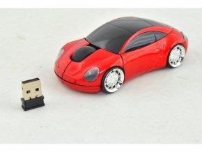 PC myš auto bezdrátová