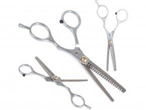 Efilační kadeřnické nůžky