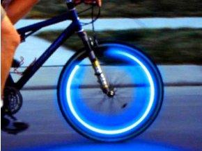LED svítící ventilek - modrý