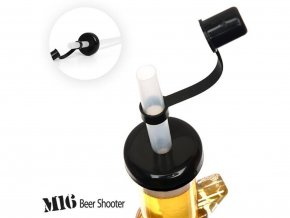 Pivní samopal M16