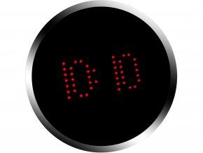 LED digitální nástěnné hodiny