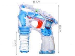 Bublinkový samopal 3