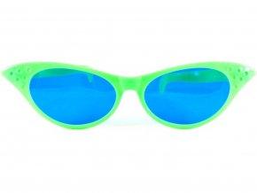 Obří brýle retro