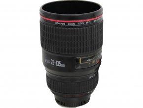 Plastový hrnek objektiv Lens cup