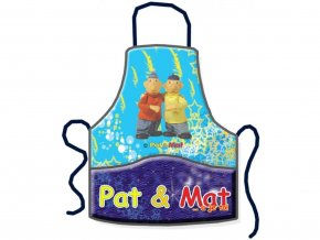 Dětská zástěra Pat a Mat