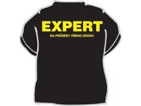 Tričko - Expert