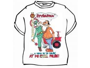 Tričko - Čtyřicítka