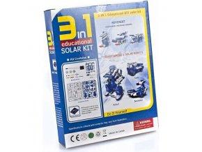 SolarBot 3v1 - poškozené balení