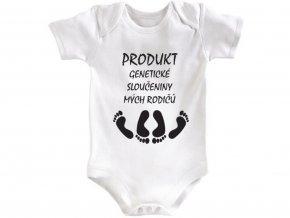 Dětské body - produkt genetické sloučeniny