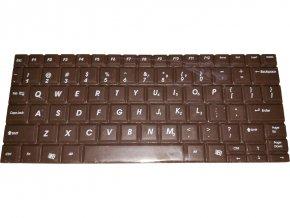 Čokoládová Klávesnice