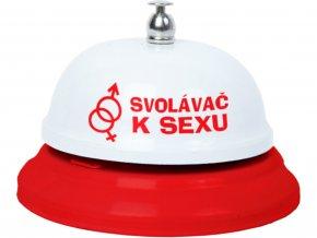 Zvonek - Svolávač k sexu